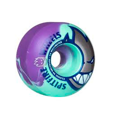 BIGHEAD 99 TEAL/PURPLE SWIRLS 52mm