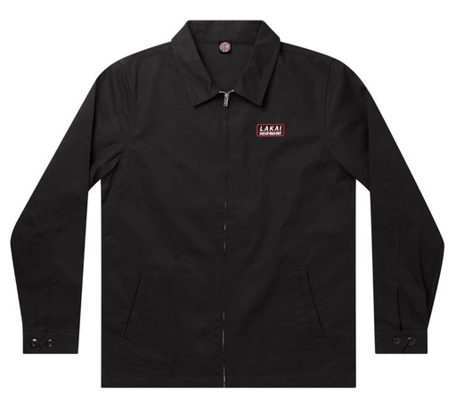 [LJ319611] INDY GARAGE JACKET